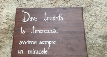 Casa della Tenerezza and the Jubilee of Divine Mercy