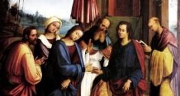 Preghiera di s. Giuseppe a Maria, sua sposa