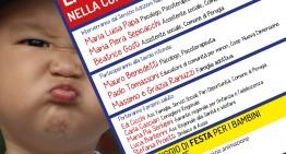 IV Festa delle Famiglie adottive, 13 Gennaio 2018 ad Assisi